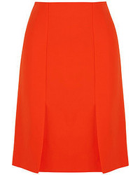 Fendi Cotton Crepe Skirt