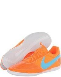 Orange Athletic Shoes