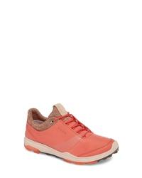 Ecco Biom Hybrid 3 Gtx Golf Shoe