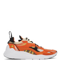 McQ Alexander McQueen Orange Daku 20 Sneakers