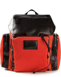 DSquared 2 Contrasting Panel Backpack