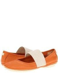 Orange ballerina shoes original 1622139