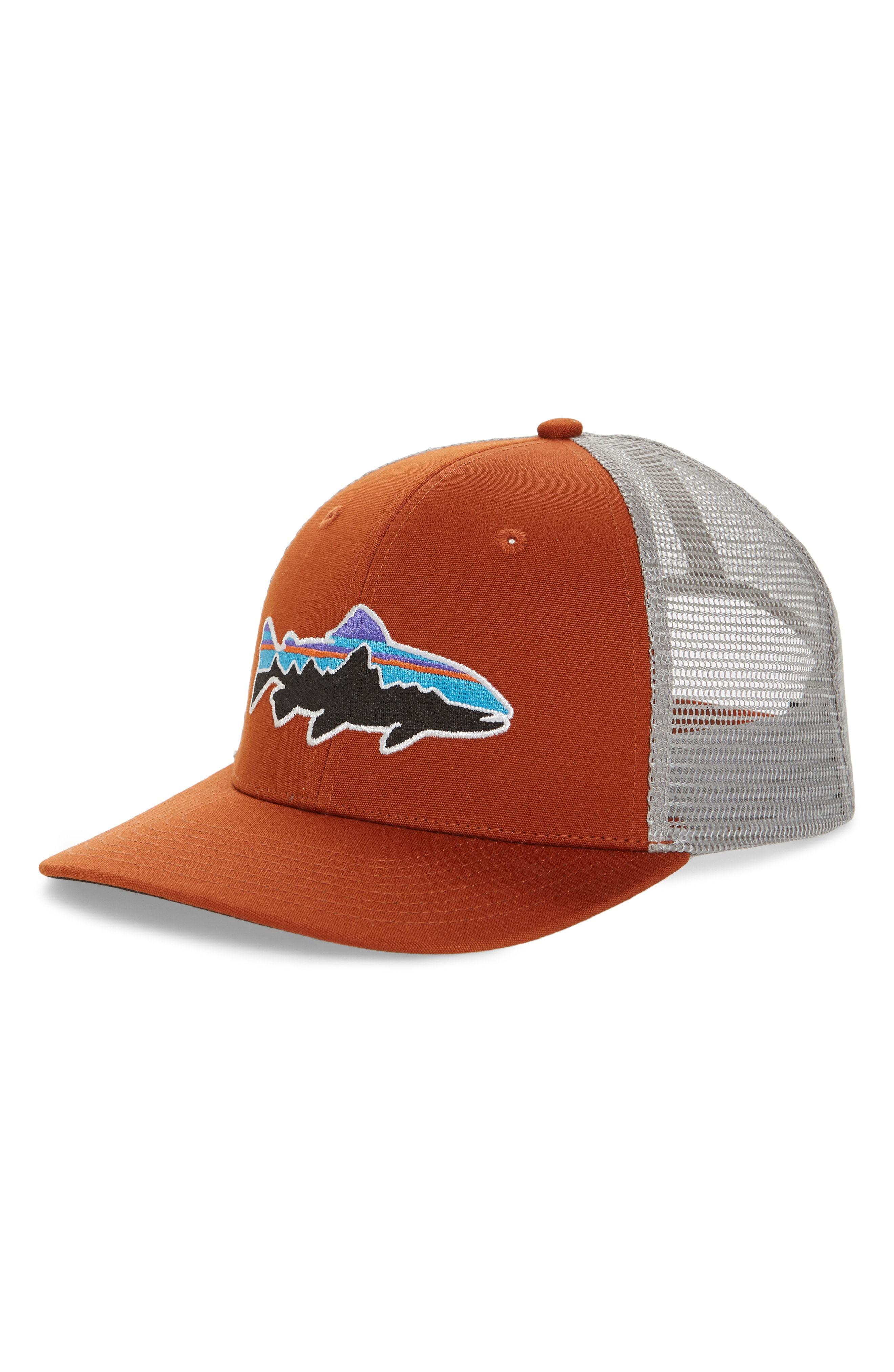 e42e221fd Fitz Roy Trout Trucker Hat