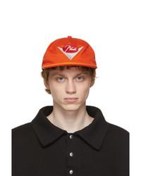 Rhude Orange Classic Cap