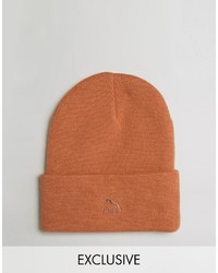 Puma Archive No 1 Beanie In Orange To Asos 02142801