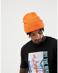 Vans Beanie In Orange Vn000k9yflm1