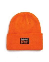 Timberland Pro Logo Patch Beanie