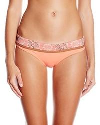 Maaji Cantaloupe Timbers Reversible Bikini Bottom