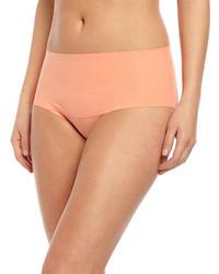 Spanx Undie Tectable High Waist Bikini Briefs Coral Crush
