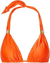 Vix Bia Embellished Bikini Top