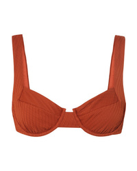 Fella Casanova Textured Underwired Bikini Top