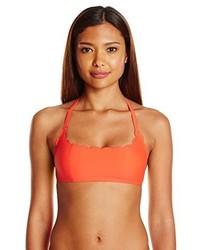 Pilyq Omni Reversible Seamless Wave Bikini Top