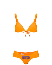 Amir Slama South American Wave Bikini Set Unavailable
