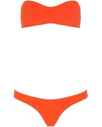 Varley Lava Orange Alex Bikini