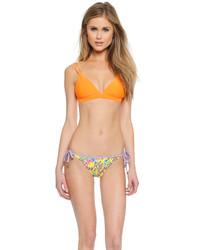 Vix Paula Hermanny Vix Swimwear Sofia By Vix Double Loop Bikini Top