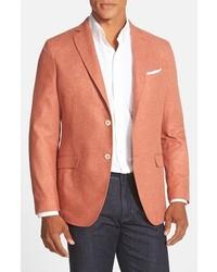 Robert Talbott Classic Fit Silk Sport Coat