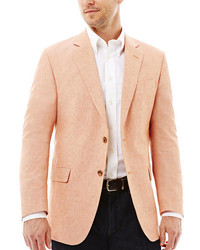 Stafford Signature Linen Cotton Sport Coat
