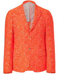 Techno cotton jacquard camilla blazer medium 237869