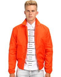 Orange Bomber Jackets for Men | Men's Fashion