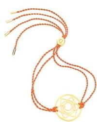 Daisy London Sacral Chakra Cord Bracelet