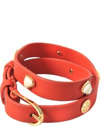 Tory Burch Double Wrap Bracelet Amore