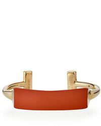 Jason Wu For Pluma Lauren Enamel Bar Cuff Bracelet