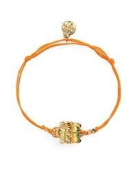 Gas Bijoux Turtle Cord Bracelet