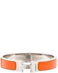 Hermes Herms Clic Clac Bracelet