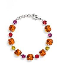 L Erickson Audrey Multi Stone Bracelet