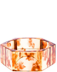 St. John Lucite Resin Bangle