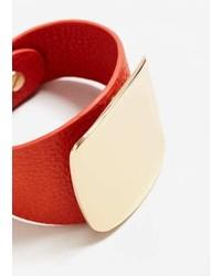 Mango Metal Appliqu Bracelet