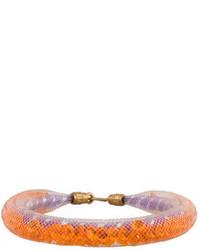 Peppercotton Two Tone Thick Bracelet
