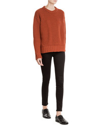 Chunky wool pullover medium 3665765