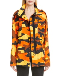 Off-White Camo M65 Jacket