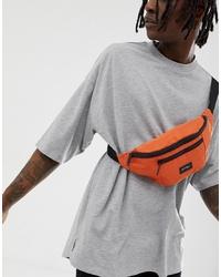 Spiral Core Bum Bag In Orange