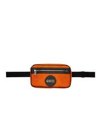 Gucci Orange Off The Grid Belt Bag
