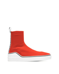 Givenchy Red V Sock Sneakers
