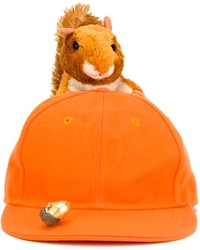 Piers Atkinson Squirrel Appliqu Cap