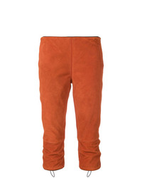 Prada Vintage Cropped Fitted Trousers