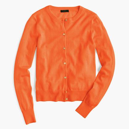 8d8f6b6c4b ... J.Crew Lightweight Wool Jackie Cardigan Sweater ...