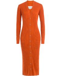 Ribbed wool cardigan medium 725947