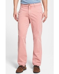 Tailor Vintage Classic Fit Flat Front Chinos