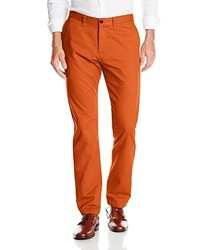 Dockers University Of Miami Game Day Alpha Slim Tapered Flat Front Pant