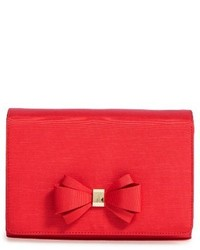 London grosgrain clutch pink medium 3654765