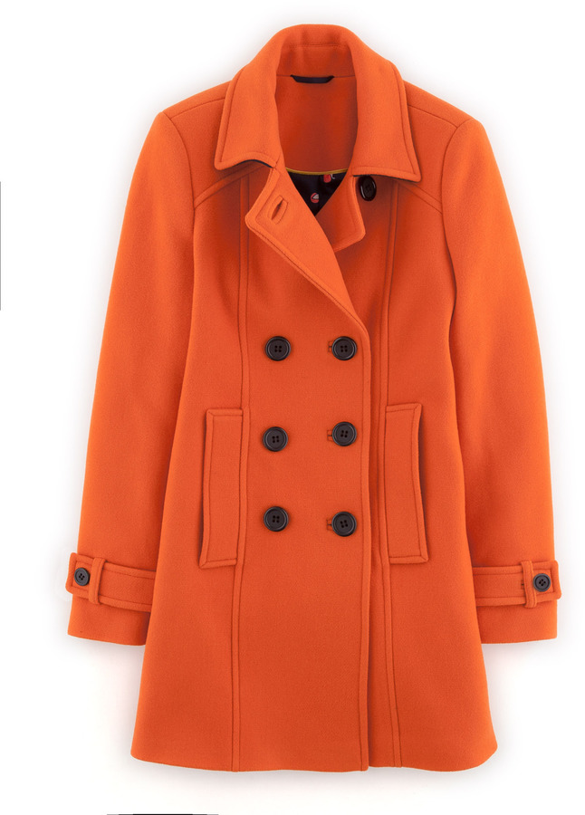 Boden Ledbury Pea Coat | Where to buy & how to wear