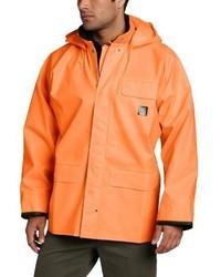 Carhartt Waterproof And Wind Resistant Pvc Surrey Coat
