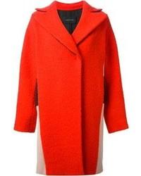 Cédric Charlier Cedric Charlier Colour Block Coat