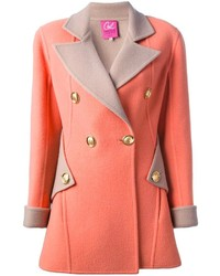 Christian Lacroix Vintage Double Breasted Coat