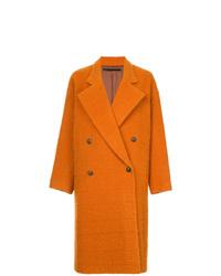 Muller Of Yoshiokubo Curly Wool Coat