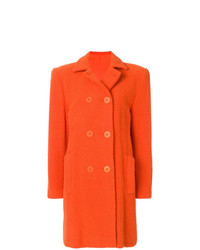 Stephen Sprouse Vintage Double Breasted Coat
